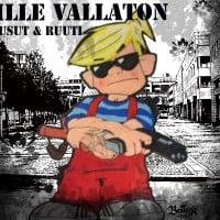 Ville Vallaton - Ritsa laulaa