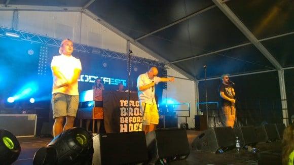 Blockfestin veteraanit, Teflon Brothers
